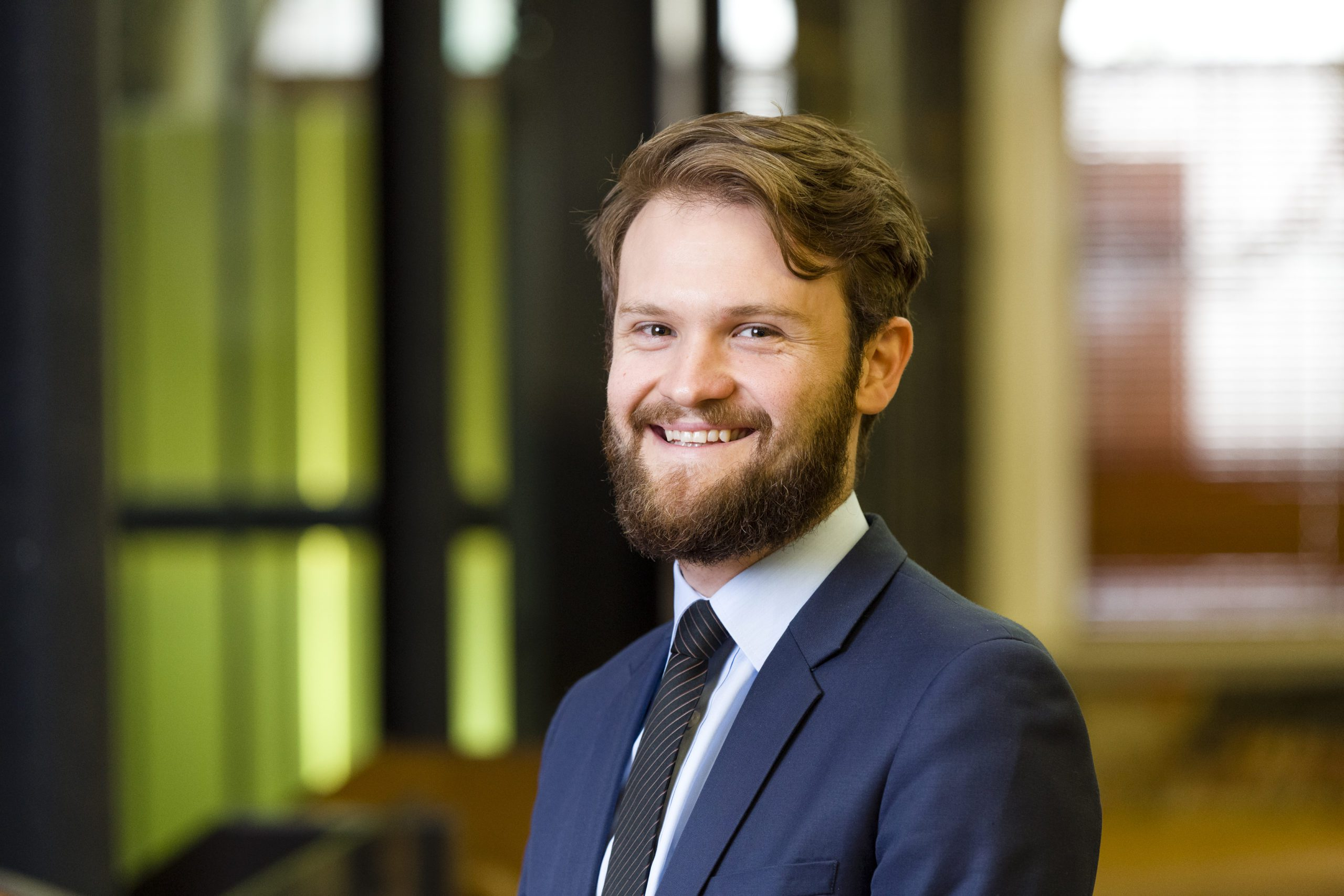 Cameron Doig - trainee lawyer practices in WorkCover